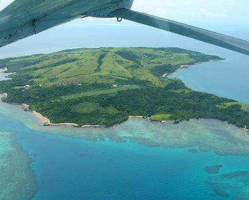 DARNLEY (ERUB) ISLAND